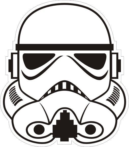 Star wars trilogy clipart