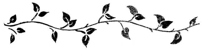 Clipart of vines and ivey black and white jpg stock Free Free Vine Cliparts, Download Free Clip Art, Free Clip Art on ... jpg stock