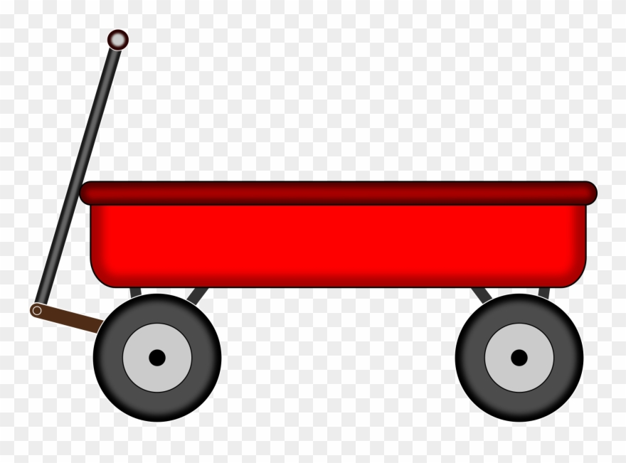 Clipart of wagon banner transparent download Clip Free Library Covered Wagon Clipart Free - Red Wagon Clip Art ... banner transparent download