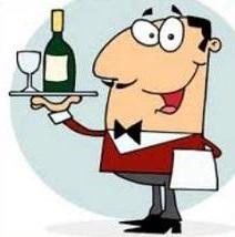 Clipart of waiters jpg free stock Waiters clipart » Clipart Station jpg free stock