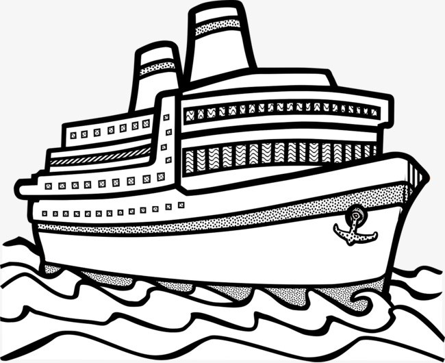Clipart of water transport black and white png free Water transport clipart black and white 7 » Clipart Portal png free