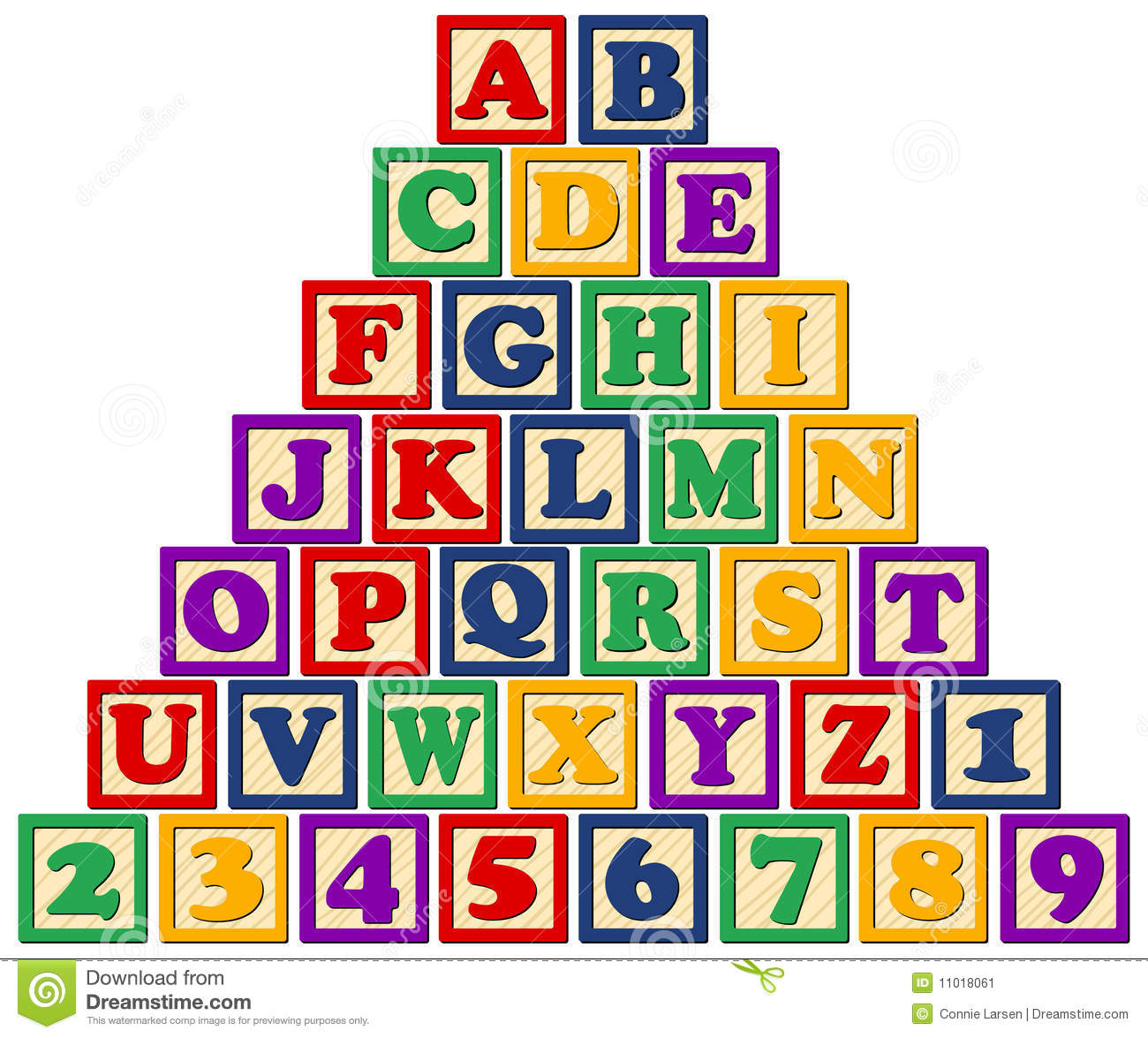 Clipartfest blockseps. Clipart of wooden blocks with alphabet letter