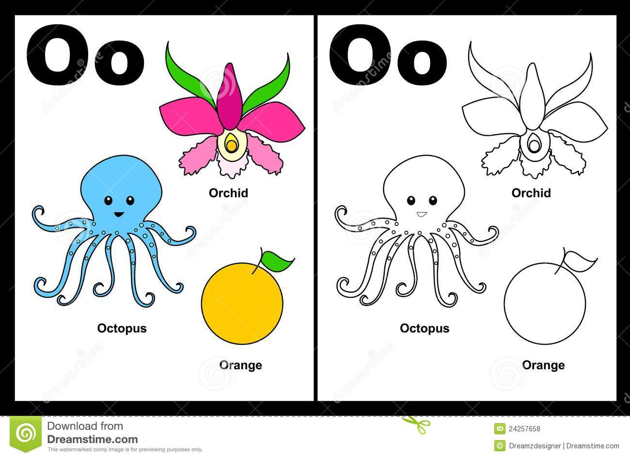 Clipart of words that start with o clip download Clipart That Begins With Letter O & Free Clip Art Images #33386 ... clip download