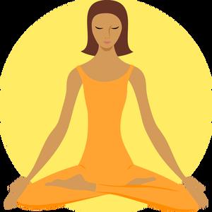 Yoga clipart free vector stock 314 yoga pose clipart free | Public domain vectors vector stock
