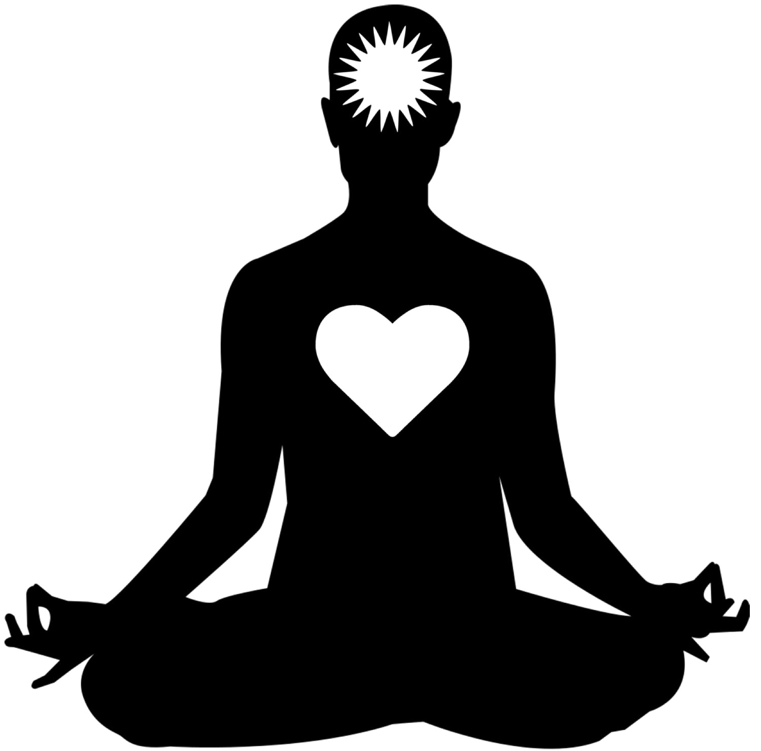 Yoga clipart svg black and white library yoga-clipart-4-h-meditation-health-and-wellness-10-7-15 - Bombay ... svg black and white library