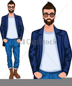 Younger man clipart banner library library Young Man Clipart | Free Images at Clker.com - vector clip art ... banner library library