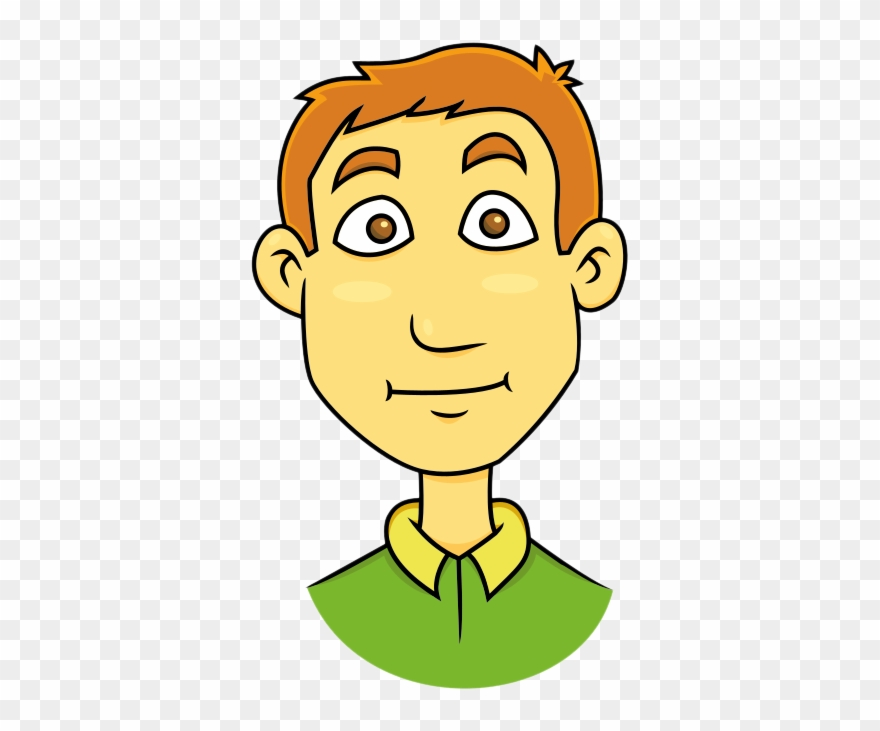 Younger man clipart library Free Well Groomed Young Man - Free Clipart Young Man - Png Download ... library