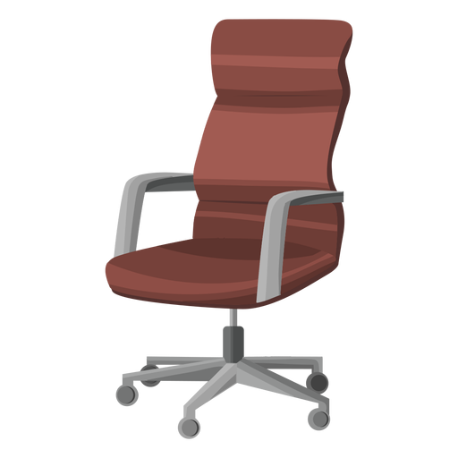 Office chair clipart image svg royalty free Swivel office chair clipart - Transparent PNG & SVG vector svg royalty free