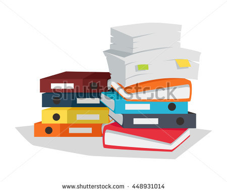Clipart office open binder filled with paper black and white stock Binder Stock Images, Royalty-Free Images & Vectors | Shutterstock black and white stock