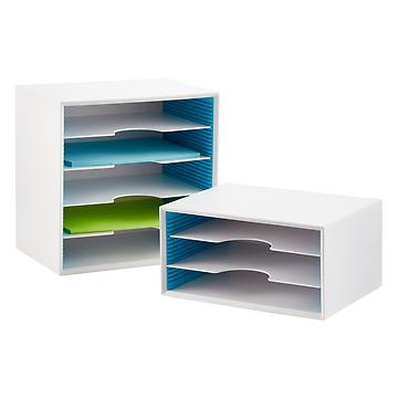 Clipart office open binder filled with paper png freeuse stock File Boxes, File Storage & Paper Storage | The Container Store png freeuse stock