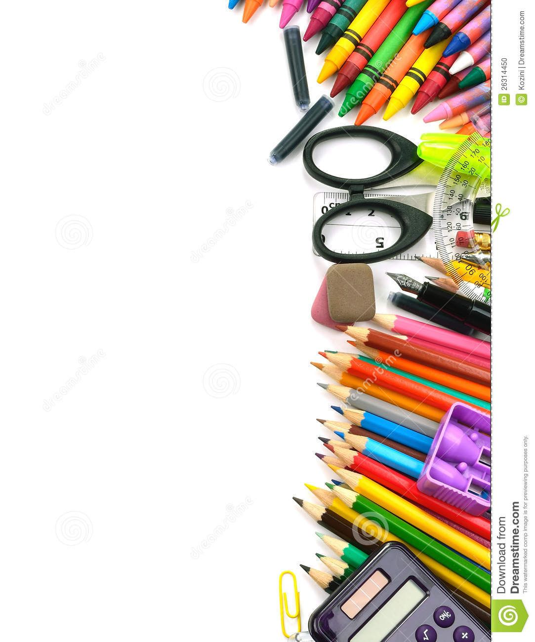 Clipart office supplies graphic black and white download School and office supplies. | Office Supplies | School images ... graphic black and white download