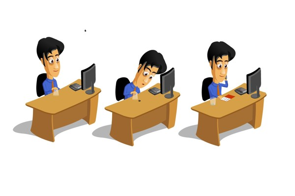 Clipart office workers clipart free library Free Picture Of Office Workers, Download Free Clip Art, Free Clip ... clipart free library