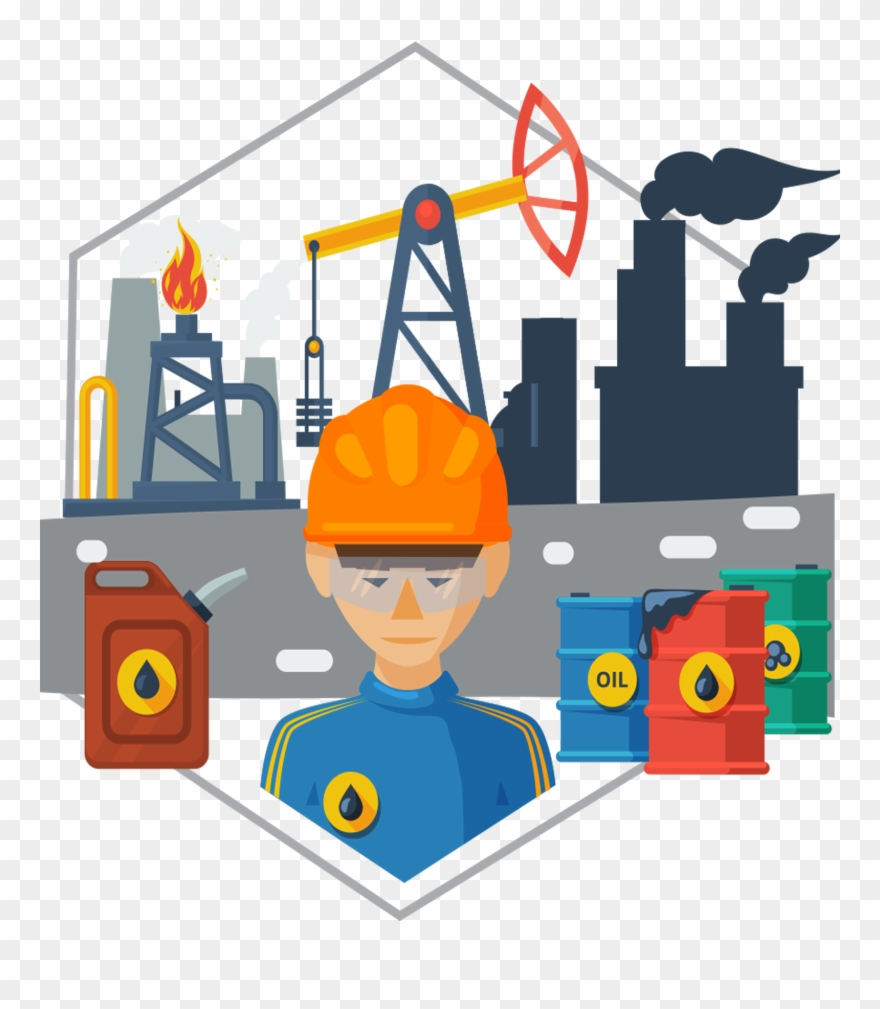 Clipart oil and gas clipart transparent Petroleum Engineering Clip Art Engineer - Oil And Gas Clipart - Png ... clipart transparent