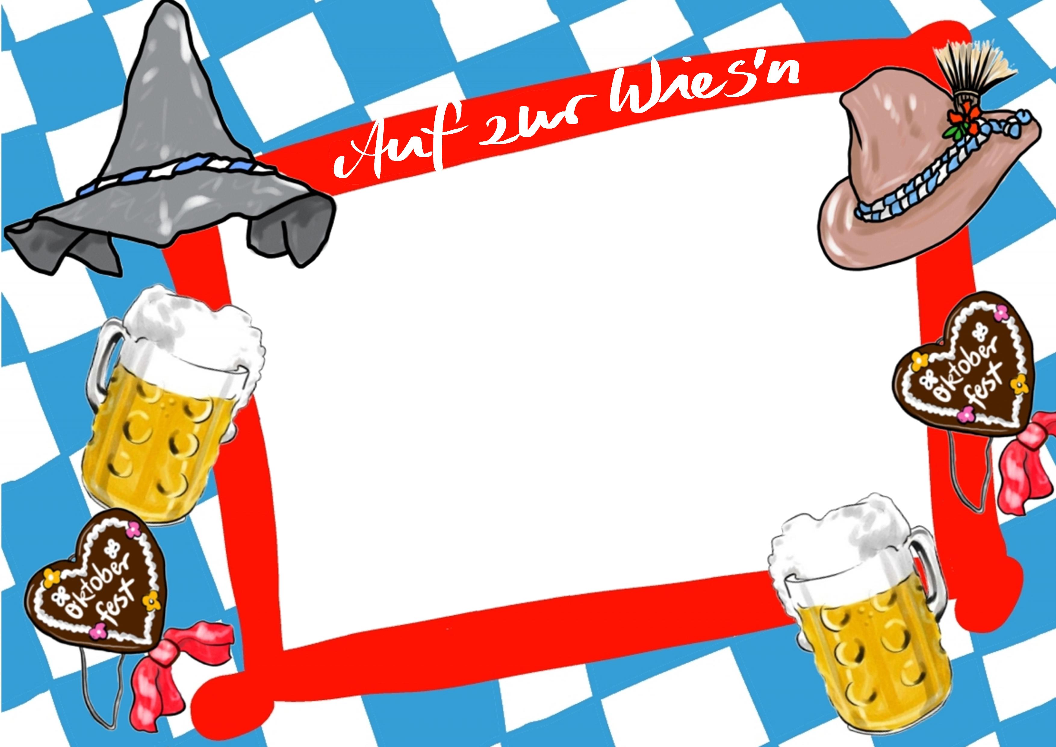 Clipart essen und trinken kostenlos banner black and white stock Clipart oktoberfest kostenlos - ClipartFest banner black and white stock