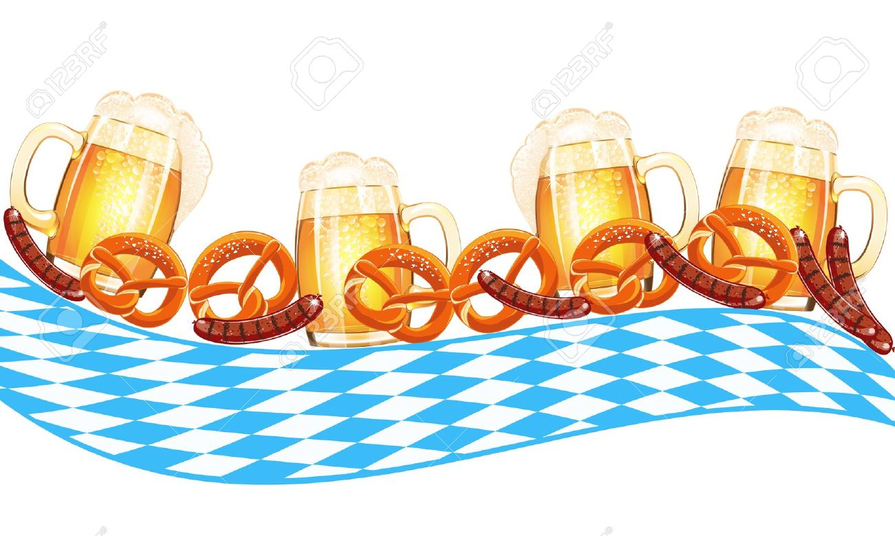 Clipart oktoberfest kostenlos svg freeuse library 1,893 Bratwurst Stock Illustrations, Cliparts And Royalty Free ... svg freeuse library