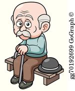 Clipart old age picture freeuse library Old Age Clip Art - Royalty Free - GoGraph picture freeuse library