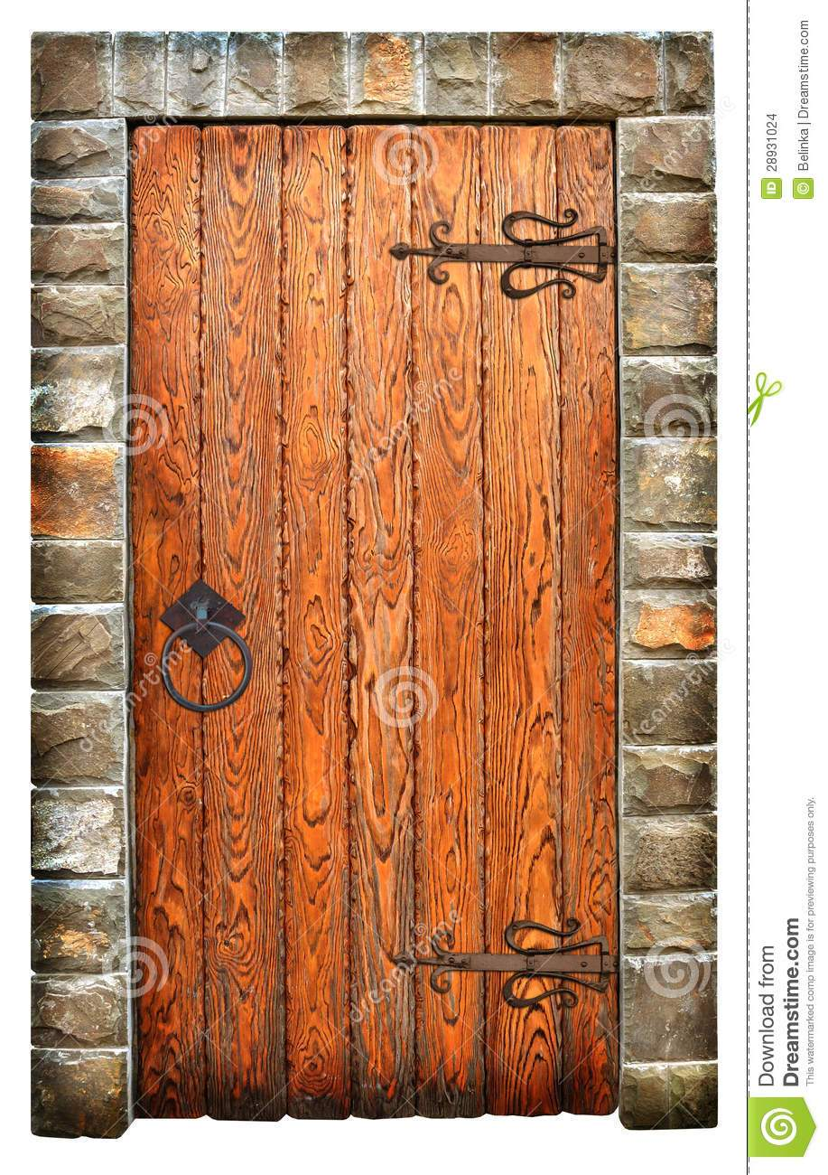 Clipart old door svg Wood Door Design Old svg