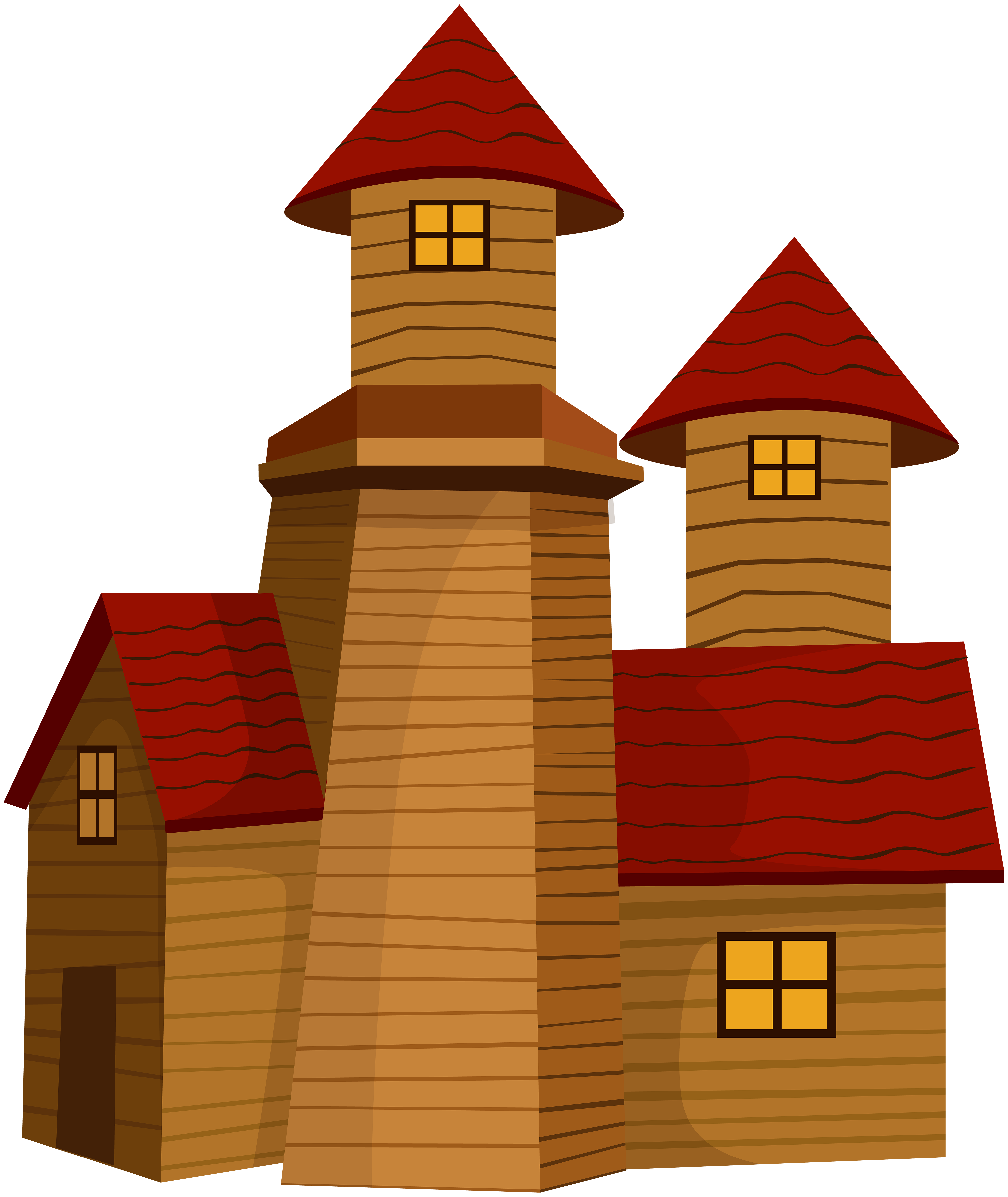 Old house clipart png Old Castle Transparent PNG Clip Art Image | Gallery Yopriceville ... png