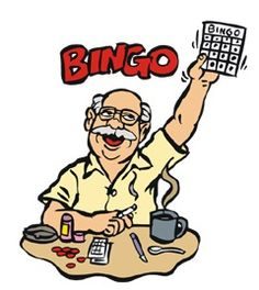 Nothing like yelling bingo black and white clipart clipart freeuse stock 25 Best Fun Bingo images in 2015 | Bingo, Bingo funny, Bingo quotes clipart freeuse stock