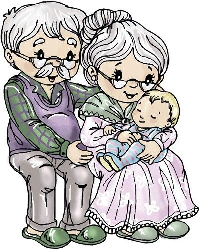 Clipart oma und opa svg royalty free library 17 Best images about GRANDPA AND GRANDMA on Pinterest | Walt ... svg royalty free library