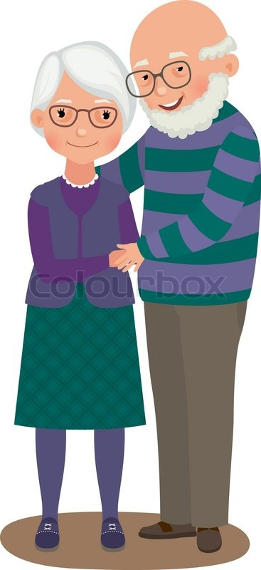 Clipart oma und opa image download Cliparts oma und opa - ClipartFox image download