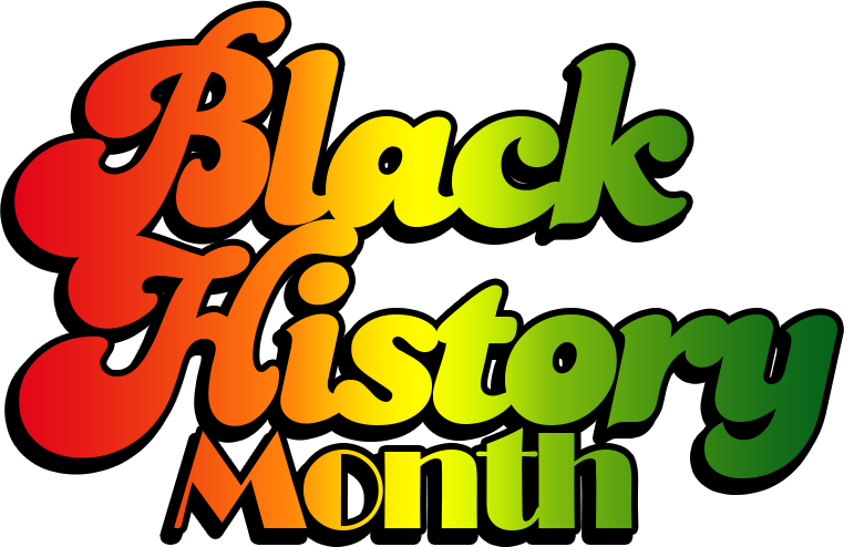 Clipart on black history in the black church banner black and white stock Black history month free clipart clipart images gallery for free ... banner black and white stock