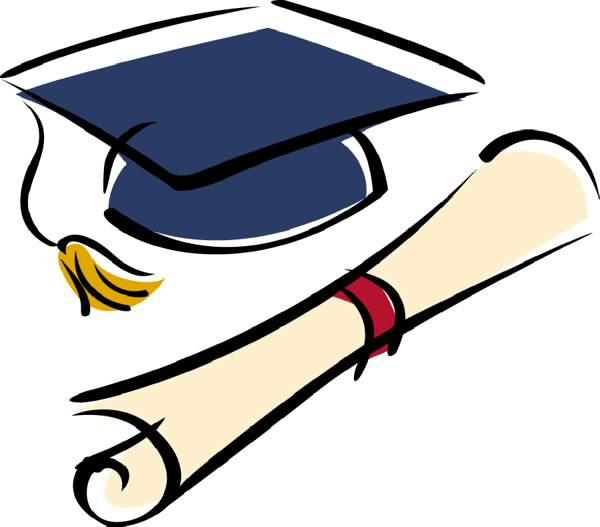 Clipart of a graduation hat banner royalty free Free Graduation Cliparts, Download Free Clip Art, Free Clip Art on ... banner royalty free