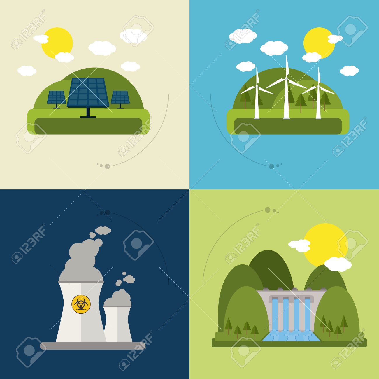 Clipart on save energy save environment svg black and white Save Energy Concept With Eco Icons Design, Vector Illustration ... svg black and white