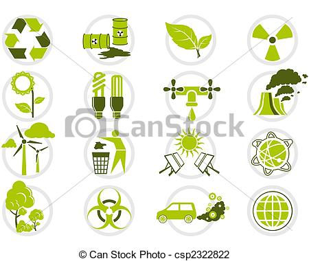 Clipart on save energy save environment svg transparent stock Clip Art of Energy saving and environmental protection icon set ... svg transparent stock
