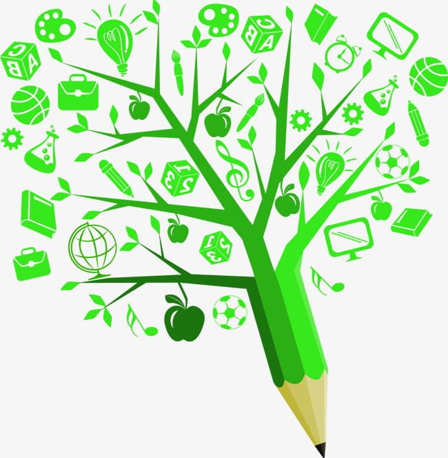 Clipart on tree fruit of knowledge and the cross png transparent download Science And Creativity Pencil Knowledge Tree PNG, Clipart, Creative ... png transparent download