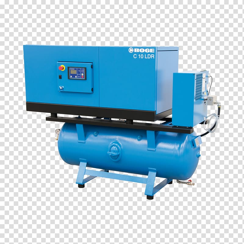 Clipart online compressor png transparent BOGE KOMPRESSOREN Otto Boge GmbH & Co. KG Rotary-screw compressor ... png transparent