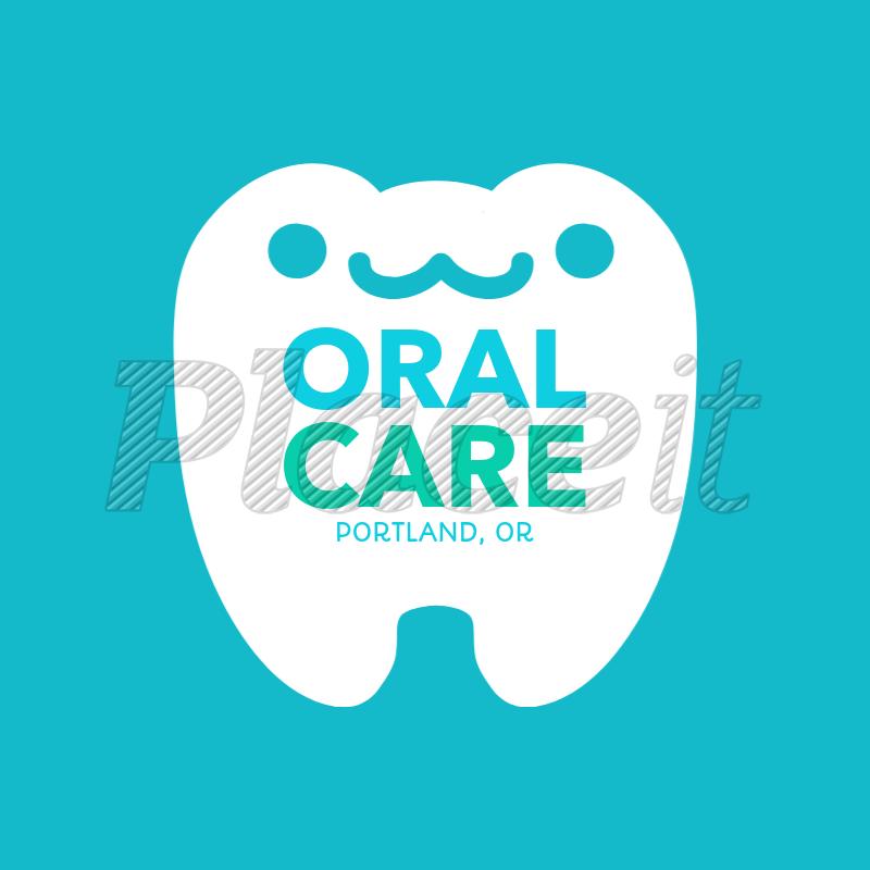 Clipart online maker jpg free stock Online Logo Maker for Pediatric Dentists with Smiling Tooth Clipart 1284b jpg free stock