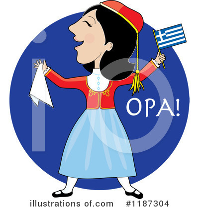 Clipart opa clipart freeuse download Greek Festival Clipart - Clipart Kid clipart freeuse download