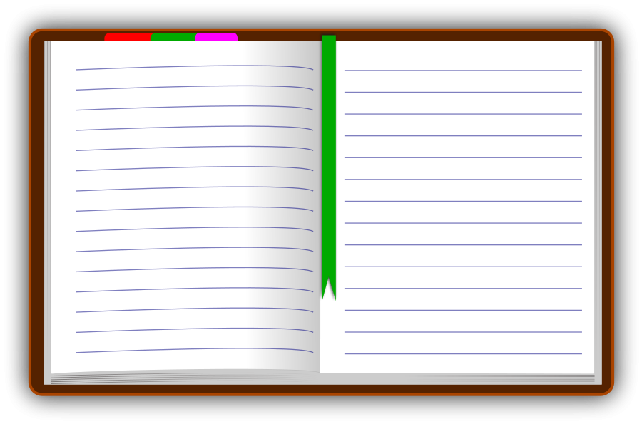 Clipart open book blank pages vector download Dairy Clip Art | Clipart Panda - Free Clipart Images vector download