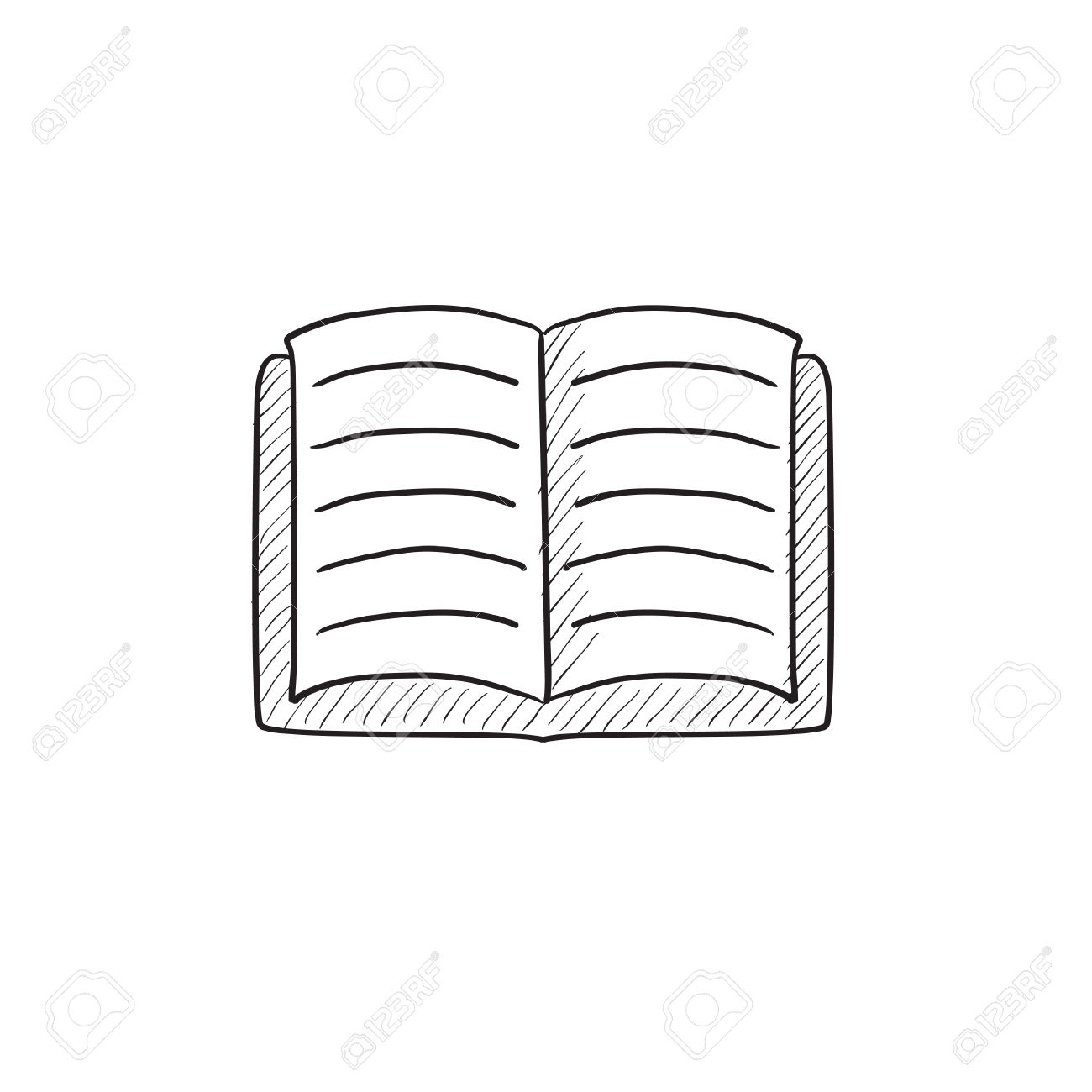 Clipart open book in hands jpg library download Website open book icon clipart free - ClipartFest jpg library download