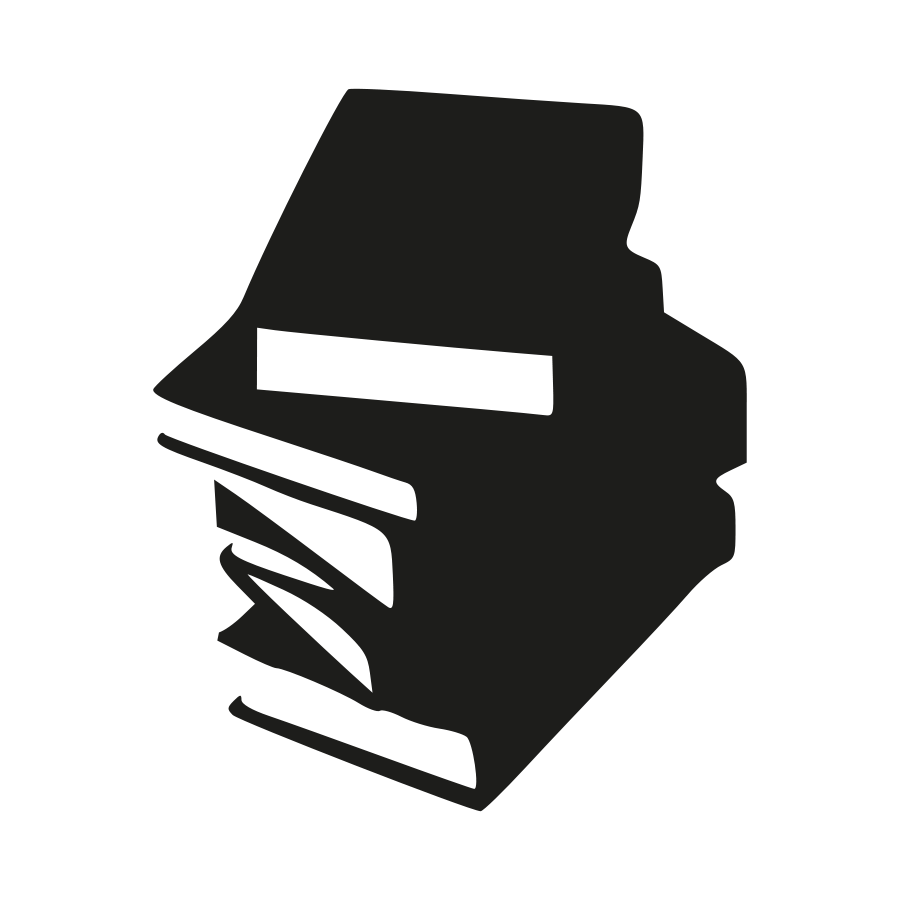 Clipart open book outline image stock Open book silhouette clip art 5202096 - billigakontaktlinser.info image stock