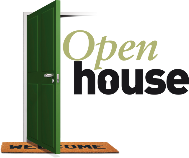 Open house free clipart banner royalty free library Will an Open House Help Sell your Home? – The Real Estate Rundown banner royalty free library