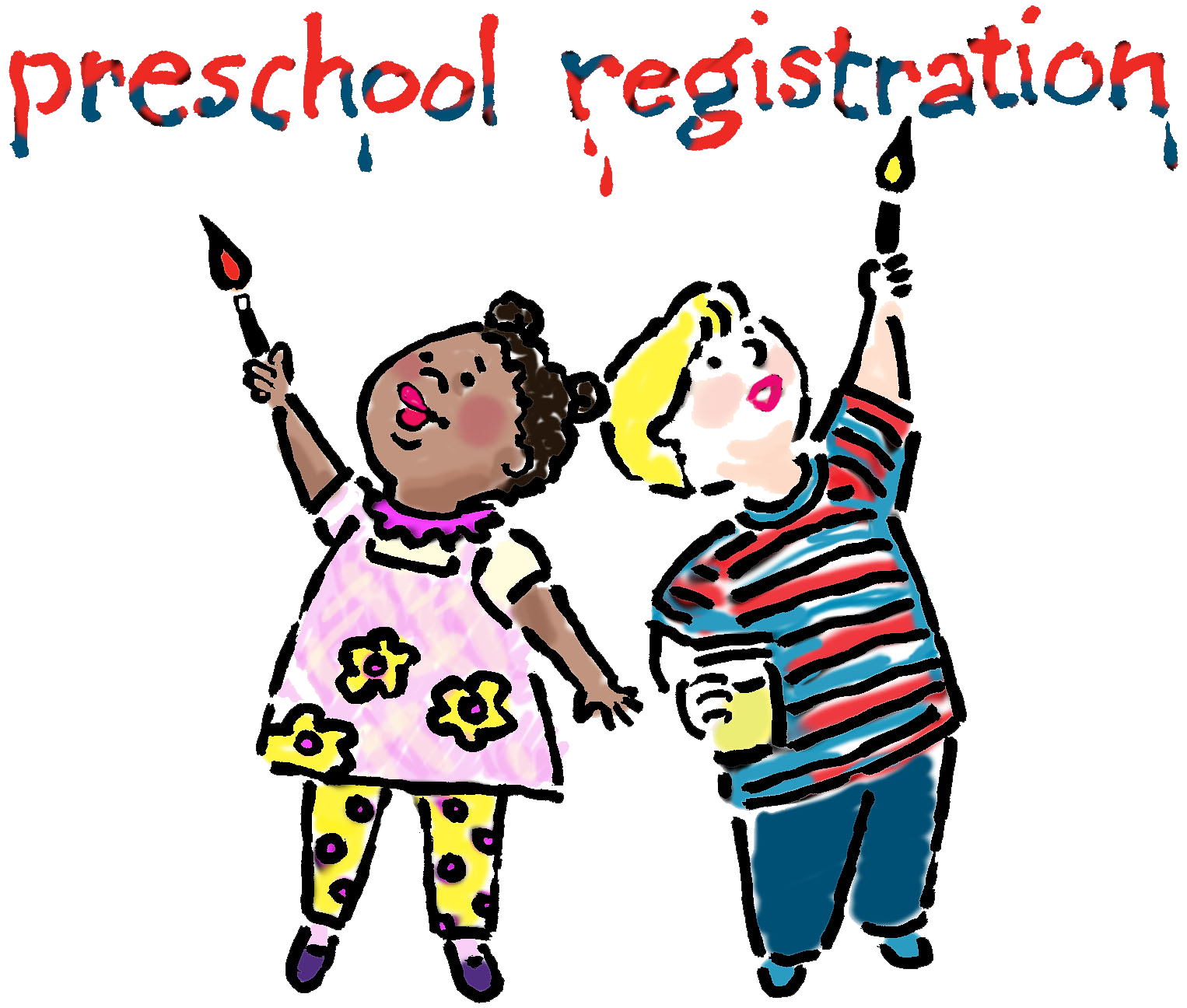 Open house clipart free clip art royalty free stock Preschool Registration Clipart clip art royalty free stock