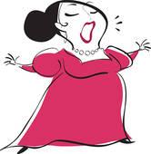 Clipart opera vector free stock Free Opera Singer Cliparts, Download Free Clip Art, Free Clip Art on ... vector free stock