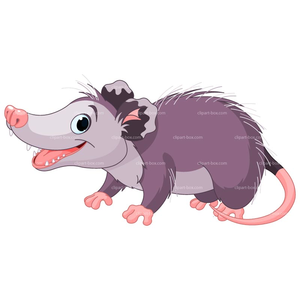 Clipart opposum picture Clipart Possum | Free Images at Clker.com - vector clip art online ... picture