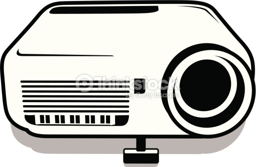 23+ Projector Clip Art | ClipartLook svg freeuse stock