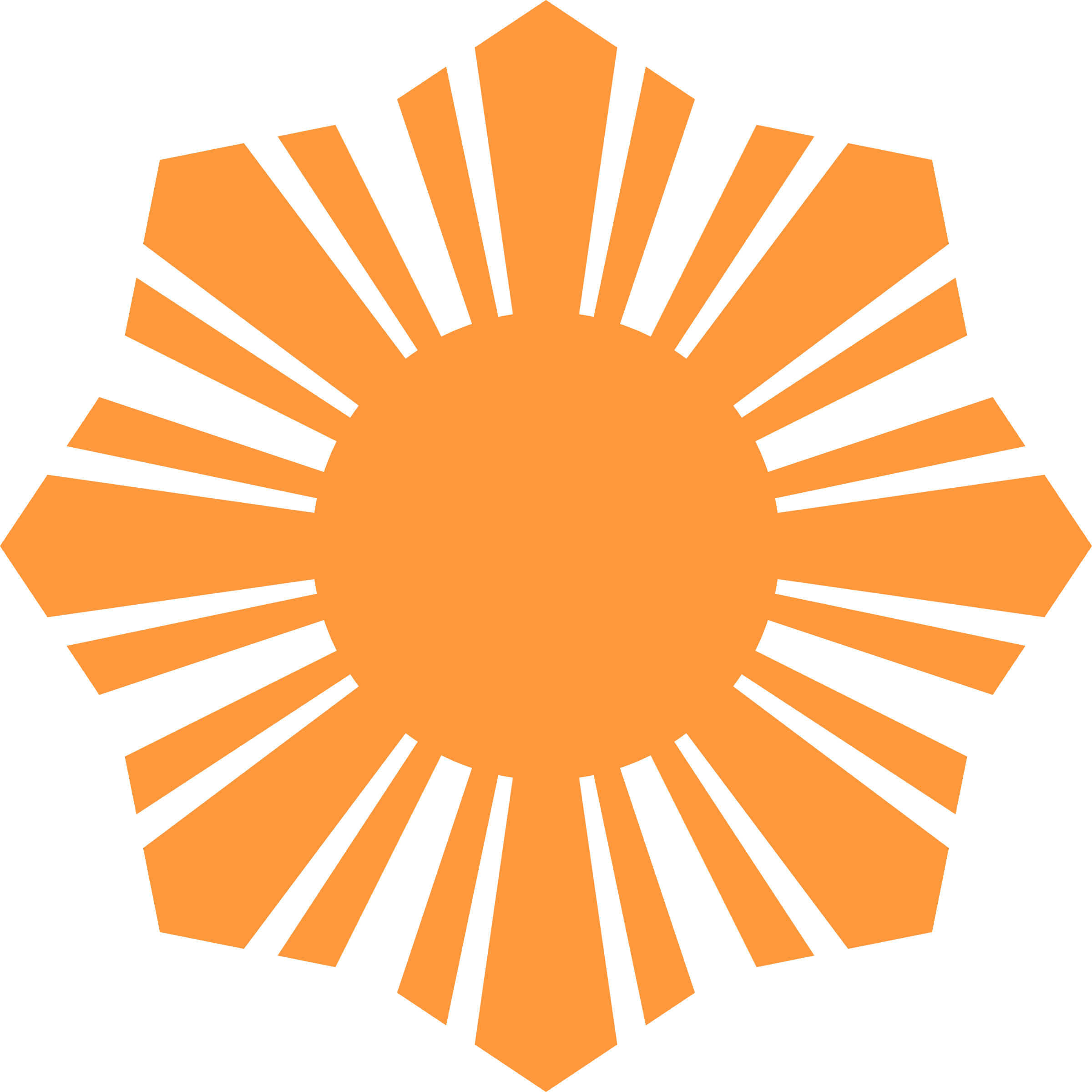 Philippines sun clipart image royalty free stock Clipart - Sun Symbol Orange image royalty free stock