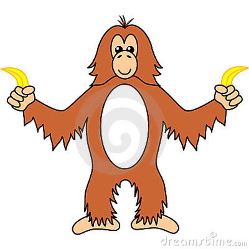 Clipart orangutan clipart library library Orangutan | Clipart Panda - Free Clipart Images clipart library library