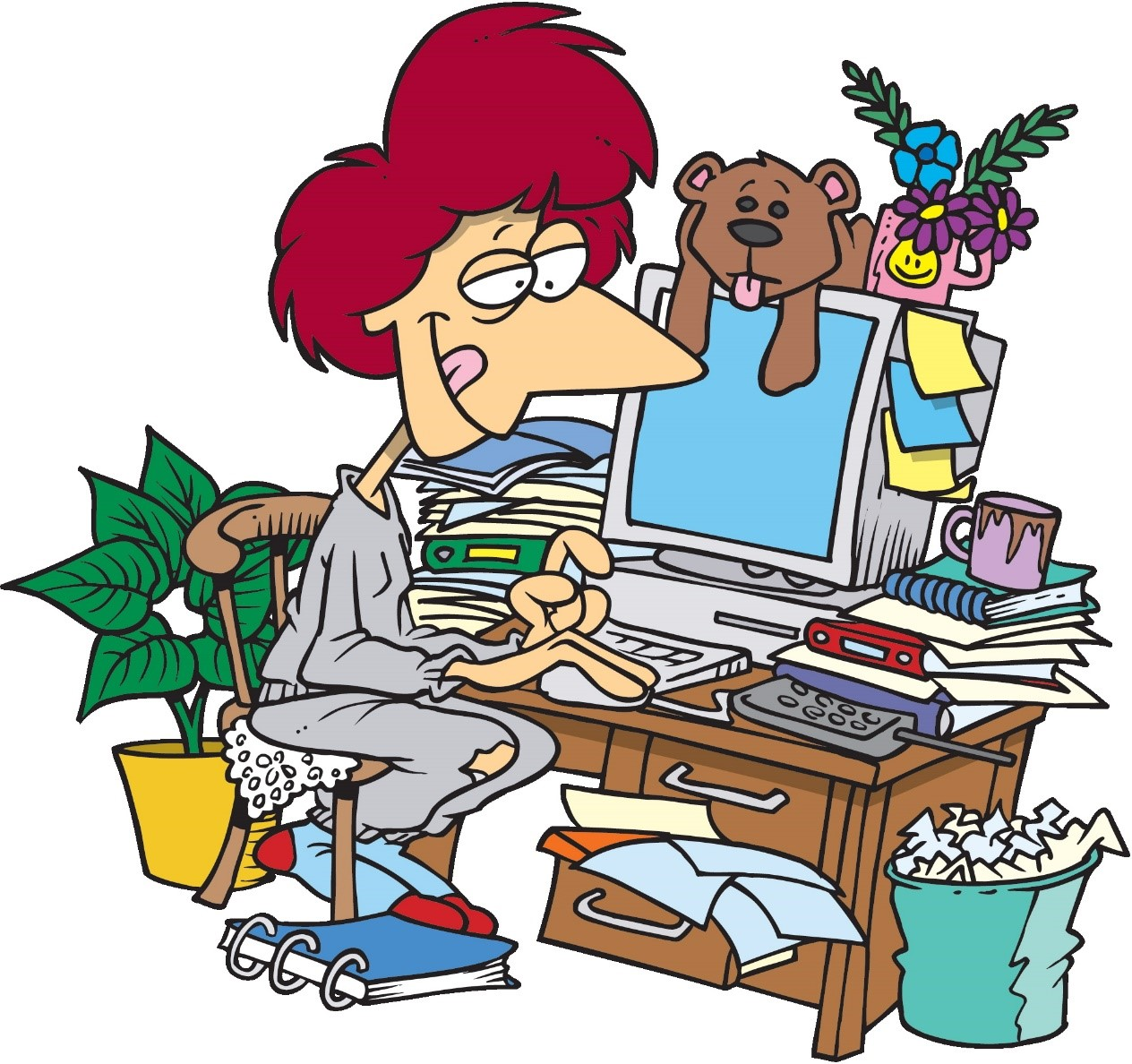Clipart organize picture free Free Organized Office Cliparts, Download Free Clip Art, Free Clip ... picture free
