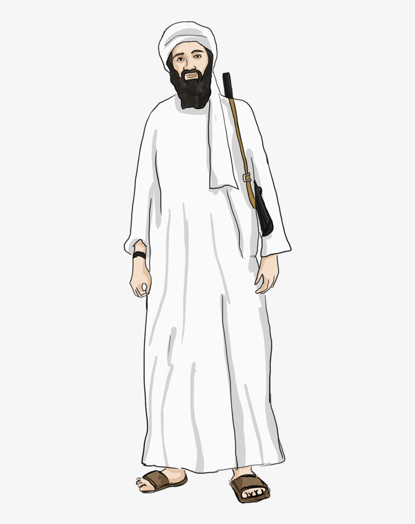 Clipart osama png freeuse download Clipart Info - Osama Bin Laden Robe - Free Transparent PNG Download ... png freeuse download