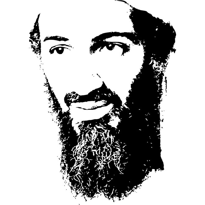 Clipart osama clipart freeuse download Osama Bin Laden Vector Graphics - Free Vec #447017 - Clipartimage.com clipart freeuse download