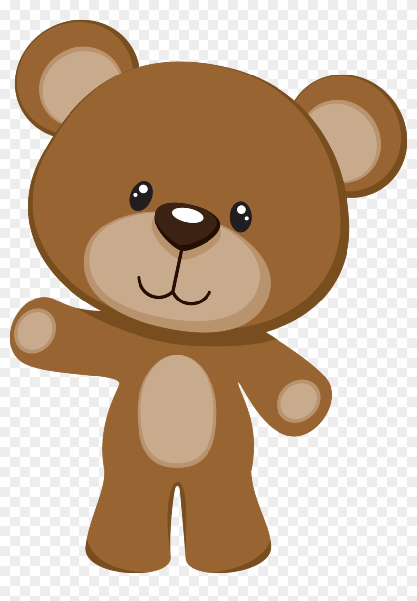Clipart ositos jpg freeuse library Hugging Clipart Teddy Bear - Imagenes De Ositos Animados, HD Png ... jpg freeuse library