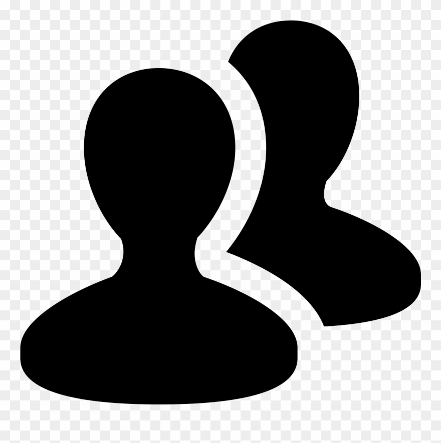 Person clipart icon png library Crowd Clipart Person Icon - Other Icon Png Transparent Png (#141865 ... png library
