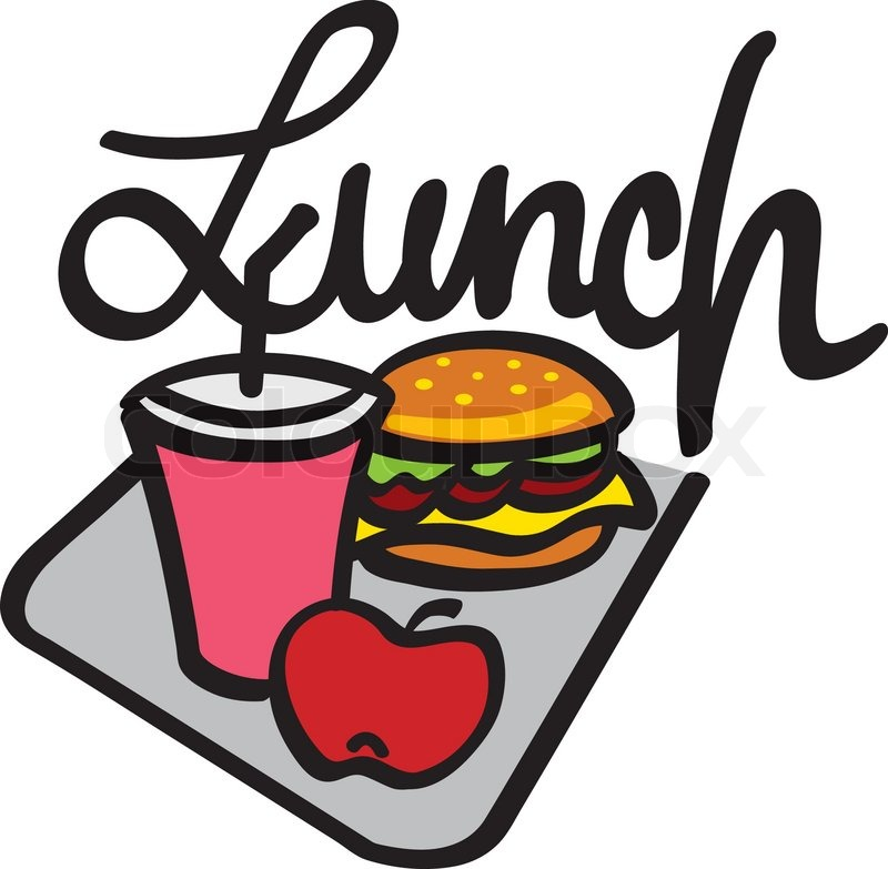 Clipart out to lunch graphic transparent stock Free Out To Lunch Clipart - Cliparts and Others Art Inspiration graphic transparent stock