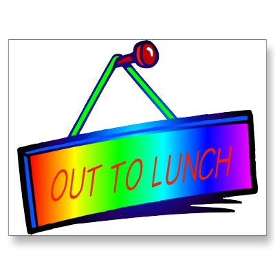 Clipart out to lunch. Clip art images clipartall
